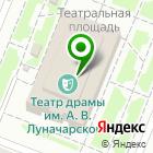Местоположение компании Городские зрелищные кассы