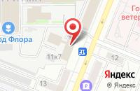 Схема проезда до компании Фэмэли-тур в Кемерово