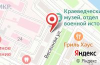 Схема проезда до компании Велес в Васильково