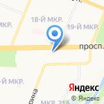 Визит на карте Кемерово