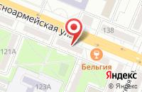Схема проезда до компании Мир в Кемерово