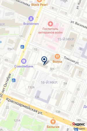 ПТФ АРКАДА на карте Кемерово