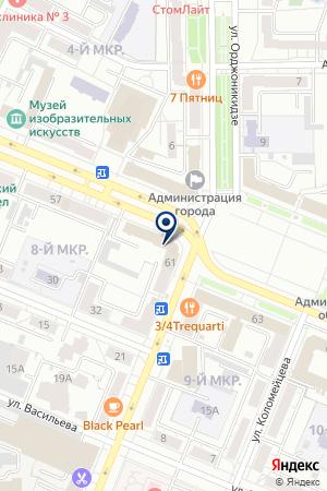 ТАКСОФОНЫ СИБИРЬТЕЛЕКОМ на карте Кемерово