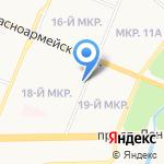 ГОСТЬ на карте Кемерово