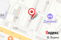 Схема проезда до компании Печатный Двор в Кемерово