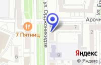 Схема проезда до компании ЛИЗИНГОВАЯ КОМПАНИЯ СИБИРЬ в Кемерово