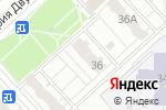 Схема проезда до компании Лолита в Кемерово