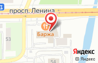 Схема проезда до компании Дорогое Удовольствие В Кузбассе в Кемерово