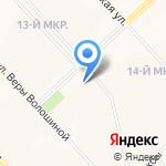 Эврика на карте Кемерово