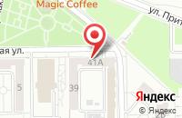 Схема проезда до компании Нз в Кемерово