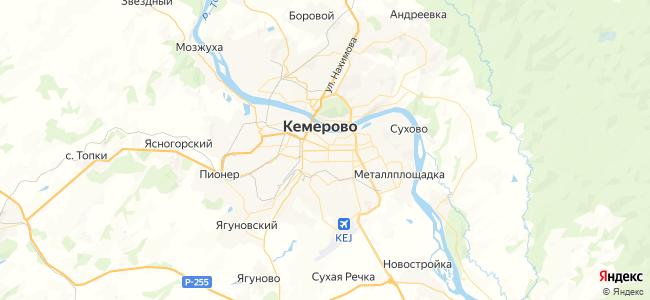 91 автобус в Кемерово