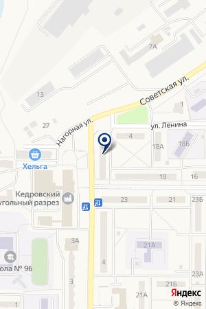 ГП ТИПОГРАФИЯ АНЖЕРО-СУДЖЕНСКОЕ ПОЛИГРАФОБЪЕДИНЕНИЕ на карте Яи