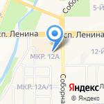 Медтехника на карте Кемерово