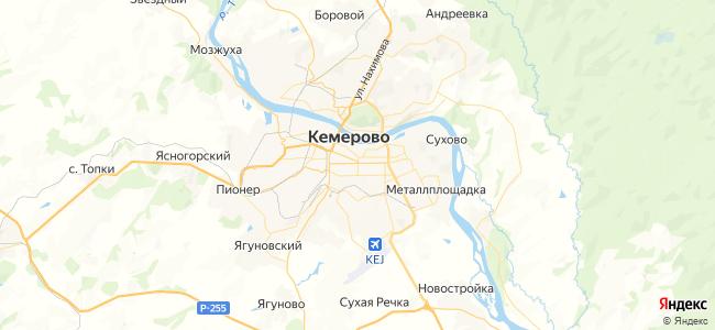1 трамвай в Кемерово
