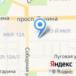 Мастер-Мебель на карте Кемерово