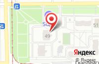 Схема проезда до компании МЕГА КРУЖКА в Кемерово