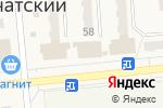 Схема проезда до компании Пиво Сибири в Бачатском