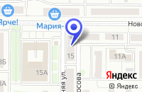 Схема проезда до компании ПРЕДПРИЯТИЕ СВЯЗИ КУЗБАССВЯЗЬУГОЛЬ в Кемерово