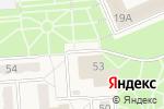 Схема проезда до компании Банкомат, КБ Кольцо Урала в Бачатском