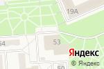 Схема проезда до компании КБ Кольцо Урала в Бачатском