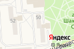 Схема проезда до компании Любимчик в Бачатском