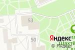 Схема проезда до компании Каролина в Бачатском