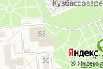 Схема проезда до компании Импульс в Бачатском