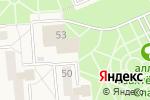 Схема проезда до компании Дельта в Бачатском
