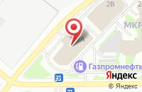 Схема проезда до компании Ecobin в Подольске