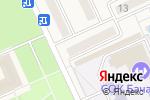 Схема проезда до компании Почтовое отделение связи в Бачатском