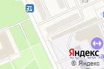 Схема проезда до компании Версаль в Бачатском