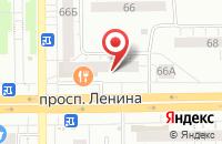 Схема проезда до компании Запсибкомбанк в Кемерово