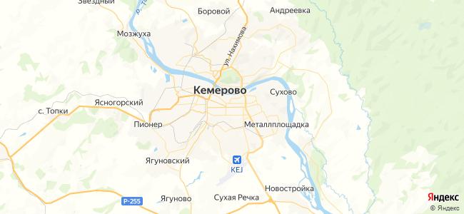 1 троллейбус в Кемерово