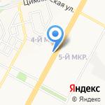 Мастер ТВ на карте Кемерово