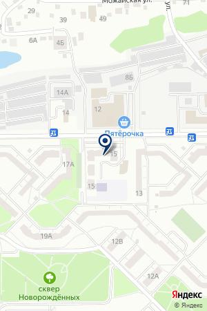 ПРОЕКТНО-СТРОИТЕЛЬНАЯ КОМПАНИЯ БЕЙС И К на карте Кемерово