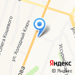 Восточная кухня на карте Кемерово