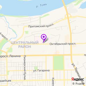 Больница им. С. В. Беляева (КОКБ) на карте