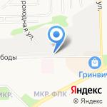 Автосиб Электросервис на карте Кемерово