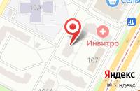 Схема проезда до компании Фотосоник в Кемерово
