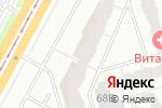Схема проезда до компании Айболит в Кемерово