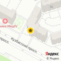 Световой день по адресу Россия, Кемеровская область, Кемерово, ул. Серебряный бор,3а