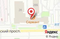 Схема проезда до компании Экстра-Кп-Кемерово в Кемерово
