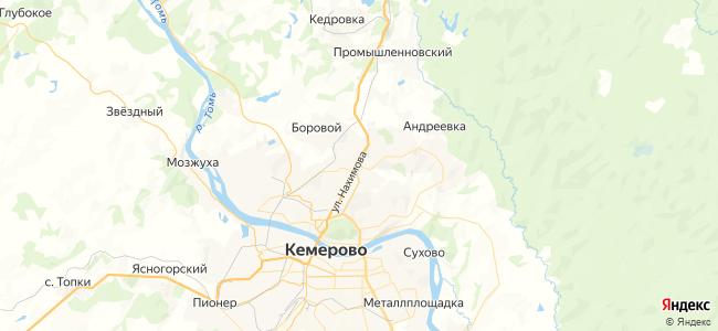 66 автобус в Кемерово