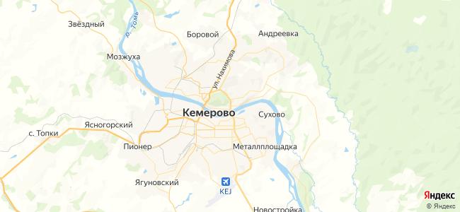 45т (пн-сб) маршрутка в Кемерово