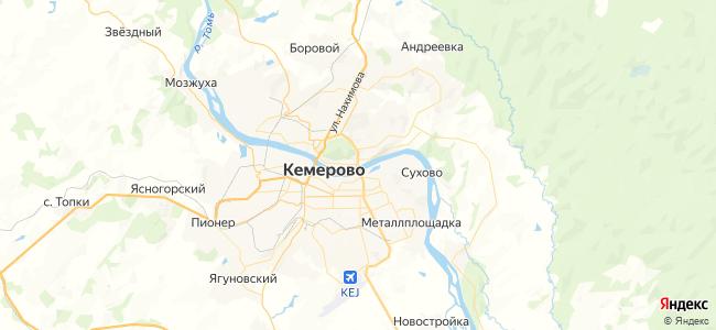 82 автобус в Кемерово