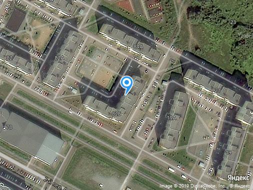 Сдается 1-комнатная квартира, 40 м², Кемерово, проспект Шахтеров, 82б
