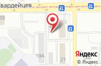 Схема проезда до компании Кузбасс Спортивный в Кемерово