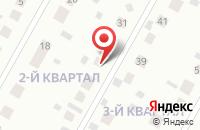 Схема проезда до компании Приволжский богатырь в Приволжском