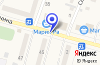Схема проезда до компании ПИЛОРАМА ХОМЯКОВ Д. Г. в Асине