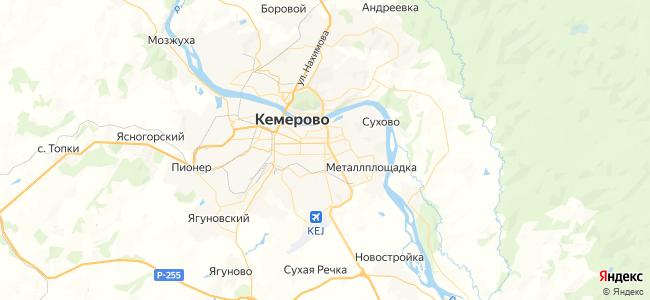 126 автобус в Кемерово